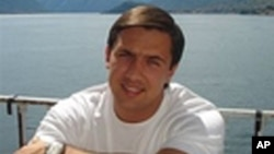 세르게이 마그니츠키 변호사에게 2억 3천만 달러 횡령 의혹을 받은 파벨 카르포프 러시아 내무부 사무관. 카르포프는 2009년 마그니츠키 변호사를 투옥시킨 혐의로 이번 인권 침해 제재 대상으로 선정됐다.