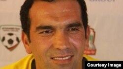 حمید یوسفزی، دروازه بان تیم ملی فوتبال افغانستان در رقابت با پاکستان
