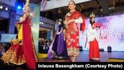 ເວທີການປະກວດ Miss International Queen 2015
