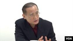 위성락 전 한반도평화교섭본부장이 VOA와 인터뷰했다.