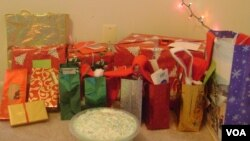 Most Zimbabweans say they won't celebrate this Christmas due to lack of money. (Photo: Gibbs Dube)