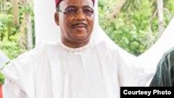 Shugaba Mahammadou Issoufou