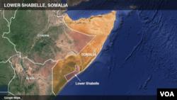 Aşağı Şabel, Somali