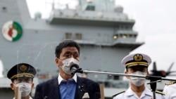 英航母指揮官:航母訪問日本強調夥伴關係