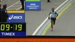 Kenyan Runners Win New York City Marathon