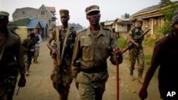 Menurut laporan Kelompok Pakar PBB, kelompok pemberontak M23 di Republik Demokrasi Kongo (DRC) timur ini didukung oleh Rwanda (foto: dok.)