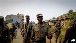 Para tentara pemberontak M23 yang berbasis di wilayah timur Republik Demokratik Kongo atau DRC (foto: dok.)