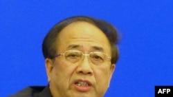 中国政协大会发言人赵启正