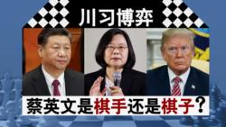 海峡论谈:川习博弈 蔡英文是棋手还是棋子?
