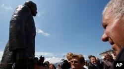 薩拉熱窩民眾紀念第一次世界大戰100週年
