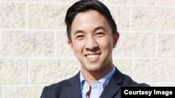克林顿竞选团队亚太裔推广总监邓科 (图片来源:邓科)