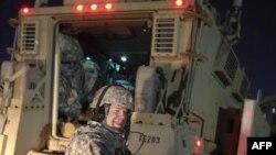 Irak'tan Son Amerikan Askeri de Ayrıldı