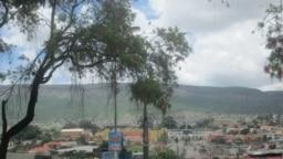 Lubango, capital da Huíla, Angola