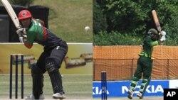 شکست تیم ملی کریکت افغانستان