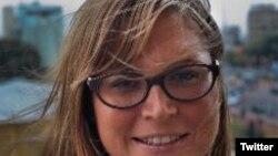 Ida Sawyer, Human Rights Watch, Twitter