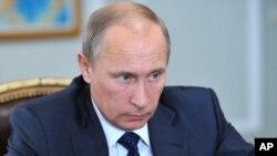 Russia US Putin