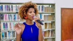 Entrevista de áudio com Sofia Rodrigues