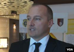 Sanin Bogunić, šef Odjela za kriminal i korupciju sarajevskog tužilaštva
