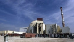 ساختمان راکتور نیروگاه اتمی بوشهر