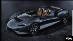 Mota kirar McLaren Elva