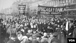 1918-ci ildə amerikalı diplomat kamil siyasi quruluş yaratmağa can atan rusların halına acıyırdı