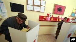Δημοτικές εκλογές στην Αλβανία