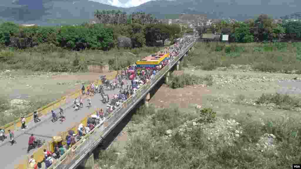 El número de refugiados y migrantes venezolanos en el mundoalcanzó los 4.296.777en agosto de este año.