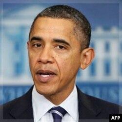 Predsednik Barak Obama