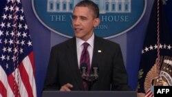 انتقاد رییس جمهوری امریکا از طرفداران مداخله نظامی در ایران
