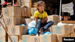 Humanitarian Need In Syria