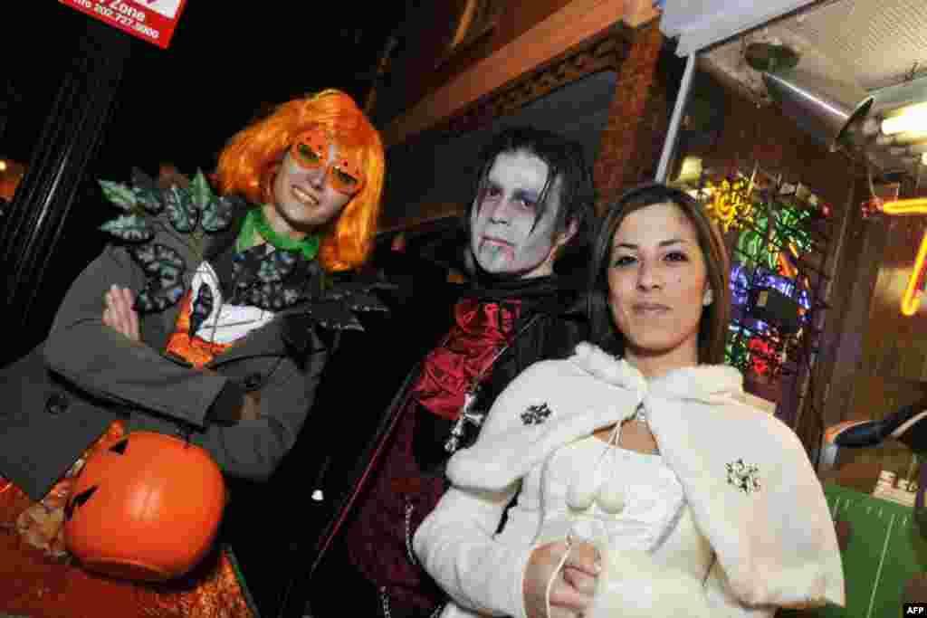 Halloween – страшилки для взрослых