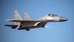 同聲譴責中國軍機頻擾台海美兩黨議員:堅定支持台灣