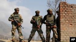 Militares indianos (foto de arquivo)
