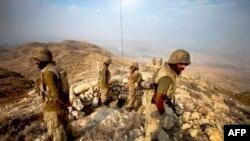 Pakistan hərbi qüvvələri 15 Taliban döyüşçüsünü qətlə yetirib