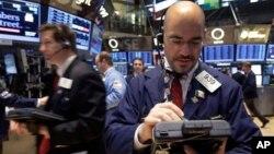 La bolsa de valores de Nueva York se mostró imperturbable ante el cierre parcial de operaciones del gobierno.