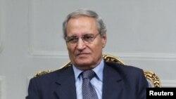 El vicepresidente sirio, Farouq al-Shara, en una foto de archivo.