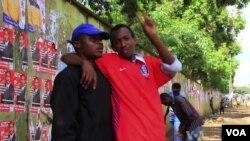 Kenyans' Reaction to Kenyatta Victory Decidedly Mixed