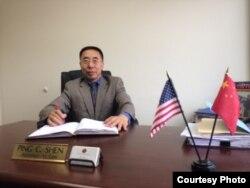 加州律師申春平(Shen Chunping)