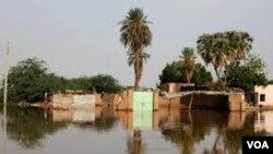 Les inondations ont touché de nombreux pays africains, dont le Soudan, depuis début fin août 2020.
