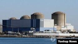 부산 기장군 고리원자력 발전소 (자료사진)