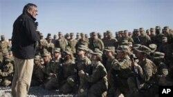 پهنێتا: ئهمهریکا و هاوپهیمانهکانی له شهڕی ئهفغانسـتاندا دهیبهنهوه