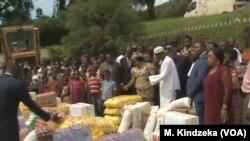 Célébration de la fête nationale du Cameroun
