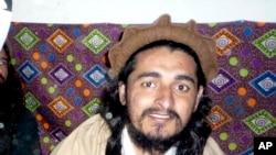 巴基斯坦塔利班頭目馬哈蘇德(資料圖片)