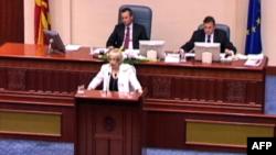 Maqedoni: Shpërndahet parlamenti; zgjedhjet e parakohshme më 5 qershor