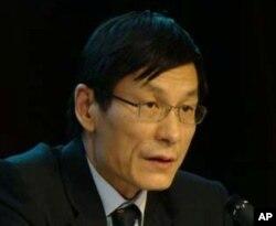 朱雲來, 中國國際金融有限公司執行長