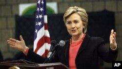 Американската државна секретарка заминува на Балканска турнеја