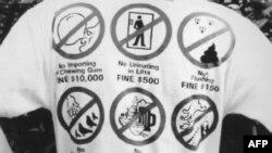 Забавные американские законы: не охотьтесь на китов в пустыне
