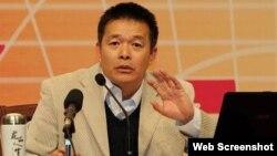 中國清華大學國情研究院院長和教授胡鞍鋼 (網絡圖片)