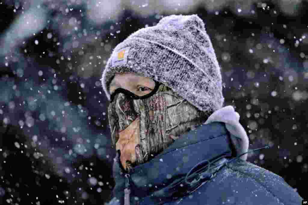 Холода, холода…