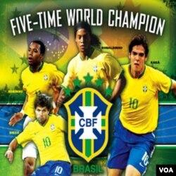 Juara Piala Dunia lima kali ini akan menjadi tuan rumah Piala Dunia berikut.